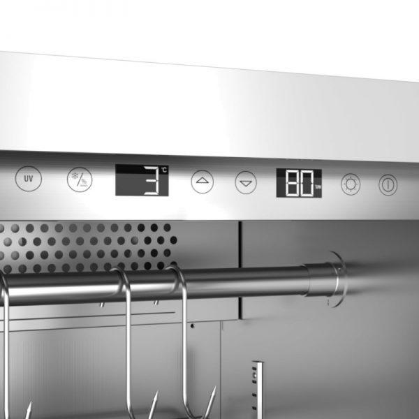 Хладилна витрина за сухо зреене на месо DRYAGED MASTER 125 CASO 690