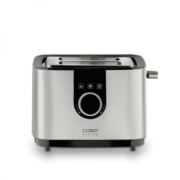 Тостер за 2 филийки Caso Selection T2